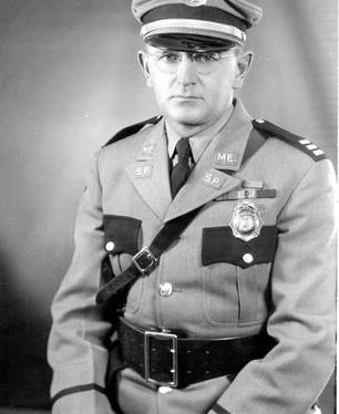 1941 Chief Henry Weaver MSP