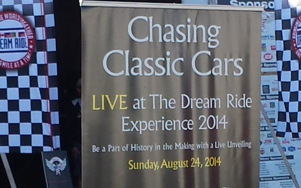 Classic Car Exhibition at the Dream Ride 2014-Farmington, CT.