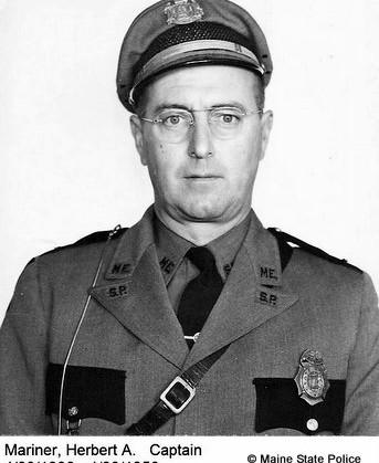 Captain Herbert Mariner 1935-1956