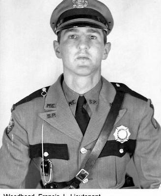 Lt. Francis J. Woodhead 1951-1971