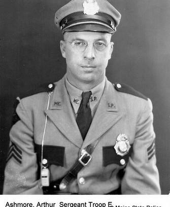 Sgt. Arthur Ashmore