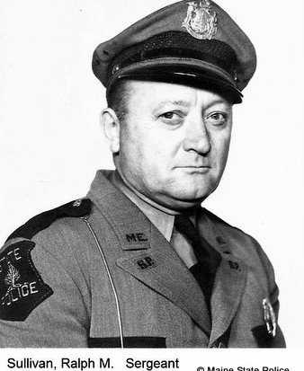 Sgt. Ralph Sullivan 1931-1951