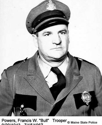 Trooper Frances Bull Powers 1943-1967