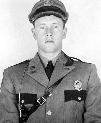 Trooper Lester W Farrar, Troop G