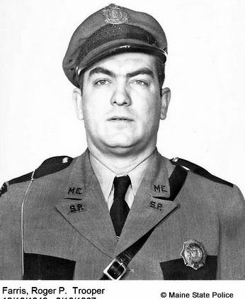 Trooper Roger P. Farris 1946-1967