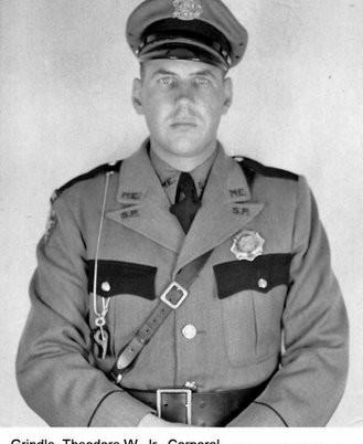 Trooper Theodore Grindle 1951-1976