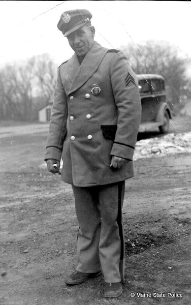 1940s-Trooper Merle Cole
