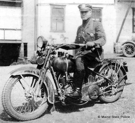 1925 Original Trooper Llewellyn Ouellette 1925 Harley Davidson
