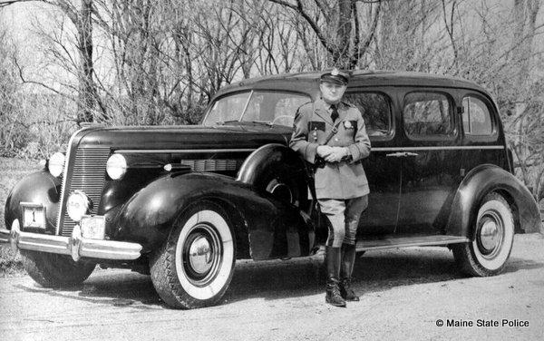 1938 Sgt. Ralph Sullivan -Troop F
