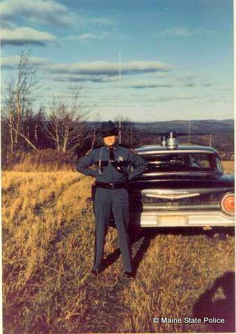 1959 Ford Trooper Francis Grant in Cyr Plantation