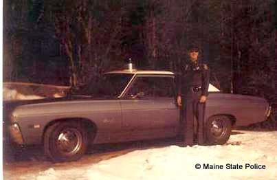 1968 Cruiser Trooper Dick Phippen