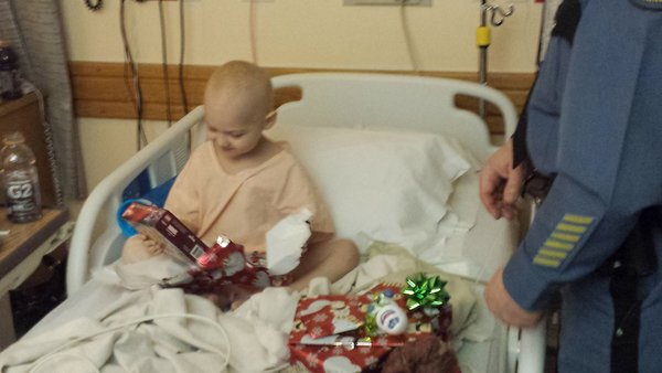 Kids Hospital Xmas – Maine State Troopers Foundation