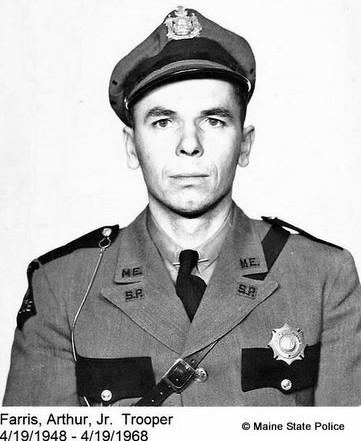 Arthur Farris Jr. 1948-1958