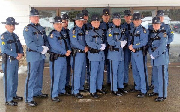 honoring the fallen  u2013 maine state troopers foundation