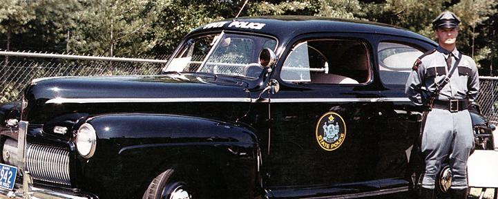 Tom Fiske 1942 Ford Cruiser