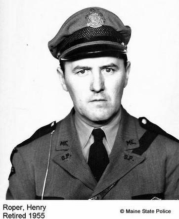 Trooper Henry Roper