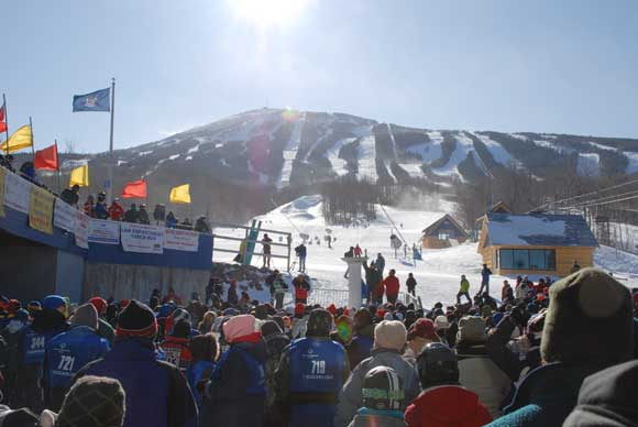 Sugarloaf USA, Home of the 2015 Special Olympics Winter Games