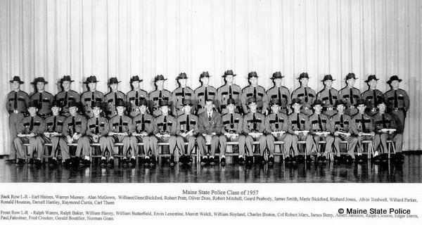 1957 18th Training Troop