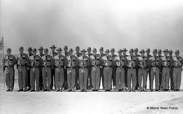 1964 22nd Training Troop