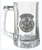 MSP Distinction Glass Mug